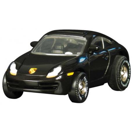 Porsche 911 noir - Darda