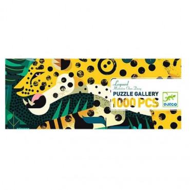 PUZZLE GALLERY LEOPARD 1000 PCS