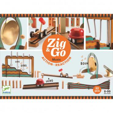 ZIG & GO MUSIC 52 PCS