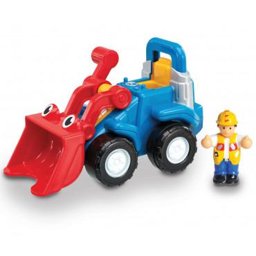 Excavatrice Luke - Wow Toys