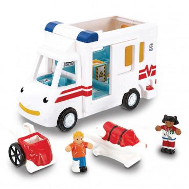 L'Ambulance de Robin - Wow...
