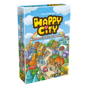 Happy City - Cocktail Games