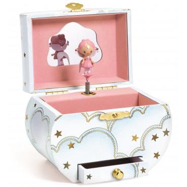Boîte à bijoux musicale...