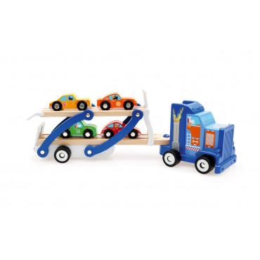 Camion Contiloop avec 4...