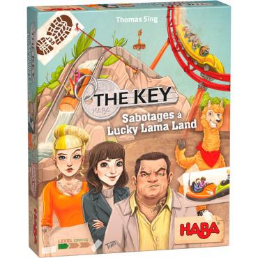 The Key - Sabotages à Lucky...