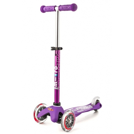 Trottinette Mini Micro Deluxe Purple