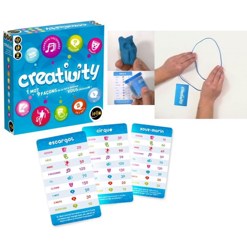 Ligne Jouet De Toys Asmodée En Créativity347Magasin Oliwood wPXk0NnO8Z