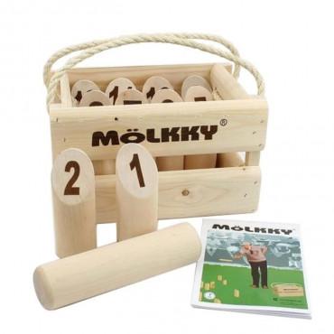 Mölkky coffret en bois