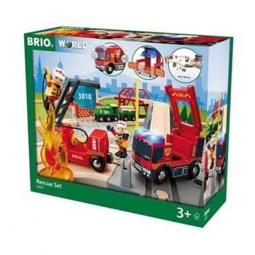 Circuit pompier et secouriste