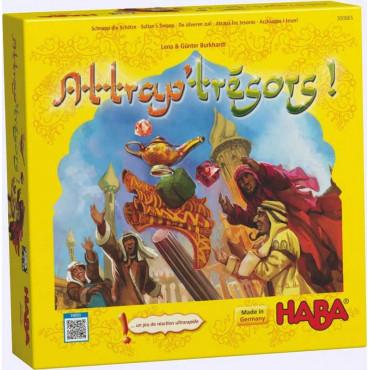Attrap' trésors - HaBa **
