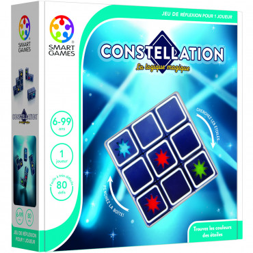 Constellation, la logique magique - SmartGames