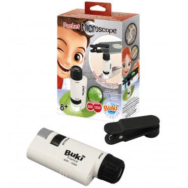 Microscope de poche - Buki