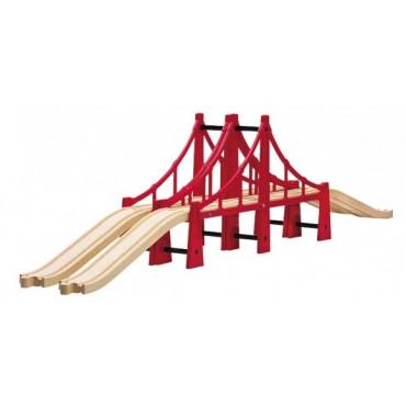 Double Pont Suspendu - Brio