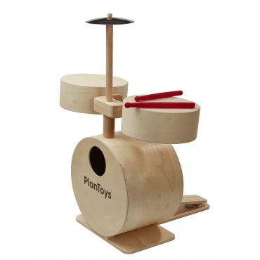 Batterie en bois - Plan Toys