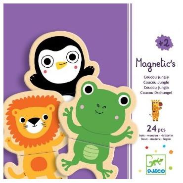 Coucou magnetics - Djeco
