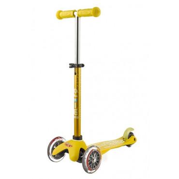 Trottinette Mini Micro Deluxe Yellow