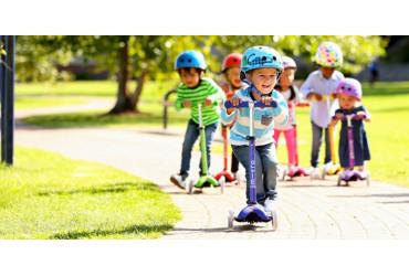 Nouvelle MINI MICRO DELUXE : vos enfants vont être ravis !